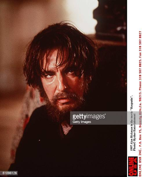 Alan Rickman In The Movie 'Rasputin'