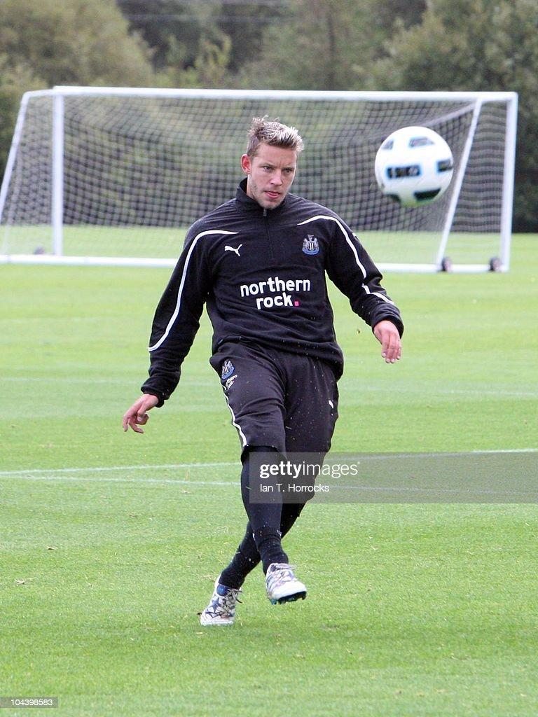 Newcastle FC Training Session