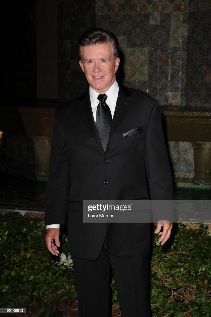<a gi-track='captionPersonalityLinkClicked' href=/galleries/search?phrase=Alan+Thicke&family=editorial&specificpeople=240157 ng-click='$event.stopPropagation()'>Alan Thicke</a> arrives at the 2013 Chris Evert Pro-Celebrity Tennis Classic Gala at Boca Raton Resort on November 16, 2013 in Boca Raton, Florida.