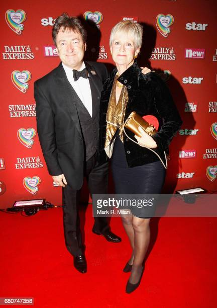 Alan Titchmarsh and Alison Titchmarsh attend the 60th Birthday Celebration of Richard Desmond at Old Billingsgate Market on December 8 2011 in London...