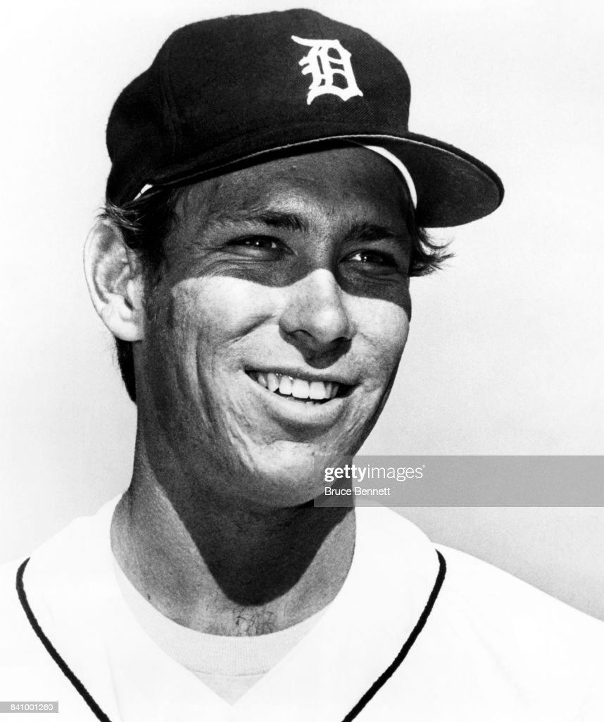 Alan Trammell #3 of the Detroit Tigers poses for a portrait circa March, 1985 during Spring Training in Lakeland, Florida.