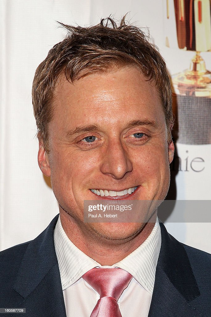 Alan Tudyk arrives at the 40th Annual Annie Awards held at Royce Hall on the UCLA Campus on February 2, 2013 in Westwood, California.