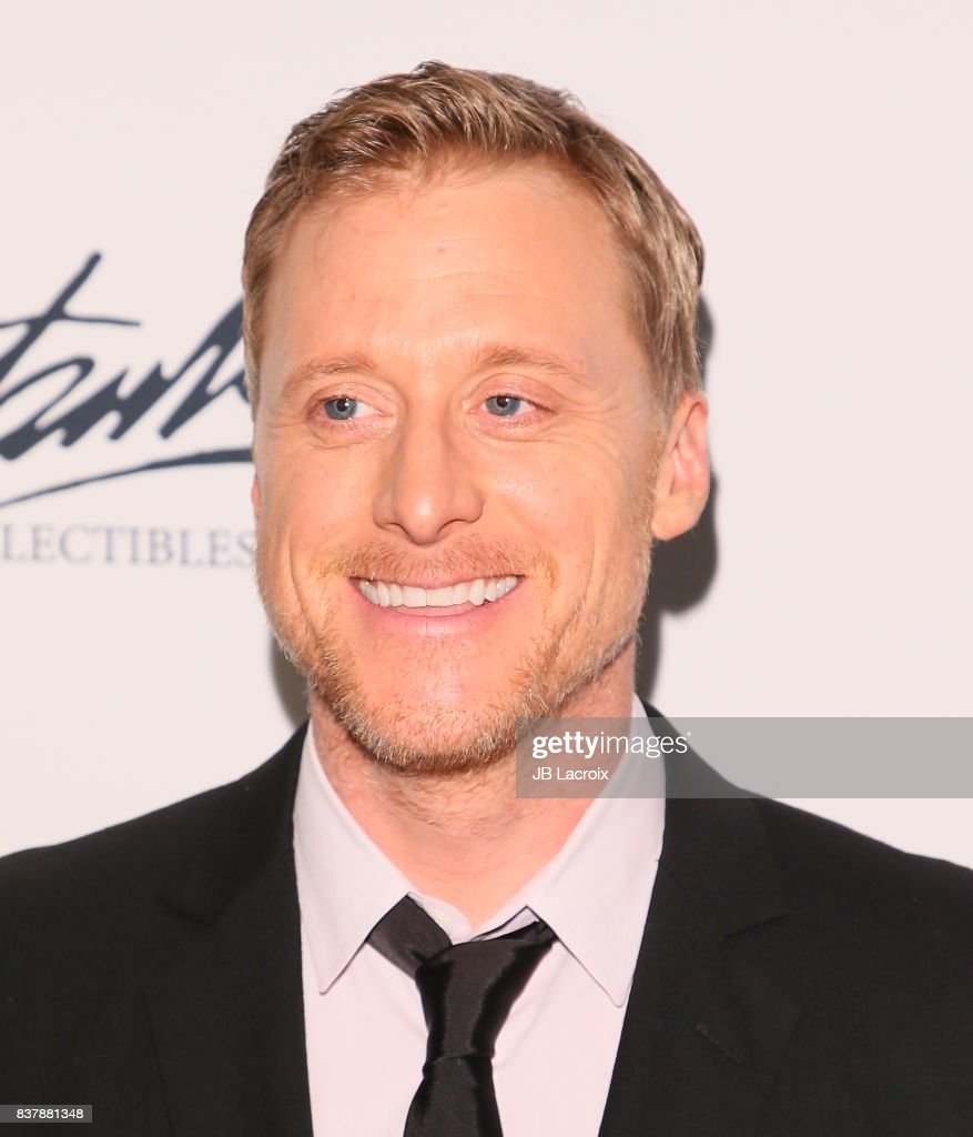 Alan Tudyk attends the 'Extraordinary: Stan Lee' on August 22, 2017 in Los Angeles, California.
