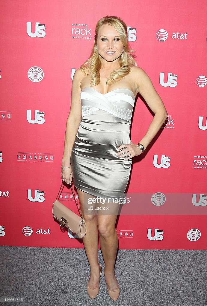 Alana Curry attends the Us Weekly's Annual Hot Hollywood Style Issue Party at The Emerson Theatre on April 18, 2013 in Hollywood, California.