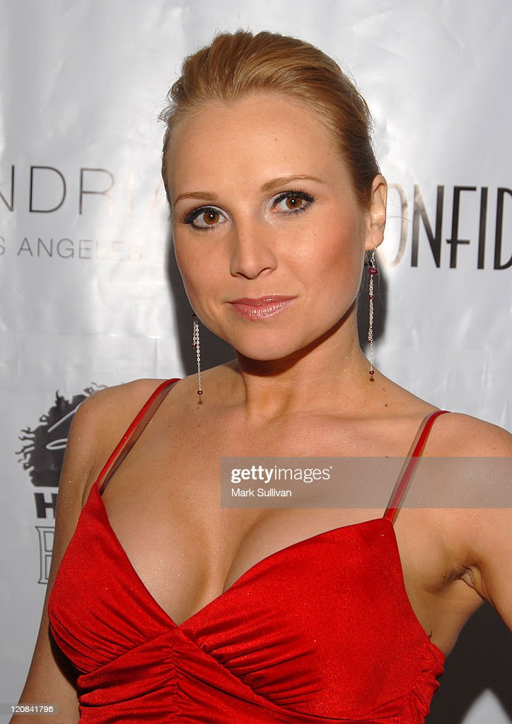 Alana Curry during Los Angeles Confidential Magazine in Association with Morgans Hotel Group Celebrates the 2007 Oscars with Forest Whitaker, Rob Clark and Hendrix Electric Vodka - Arrivals at Skybar at Mondrian Hotel in Los Angeles, California, United States.