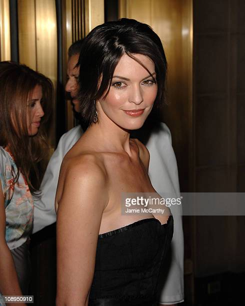 Alana De La Garza during 2006 New Yorkers For Children Fall Gala at Cipriani in New York City New York United States