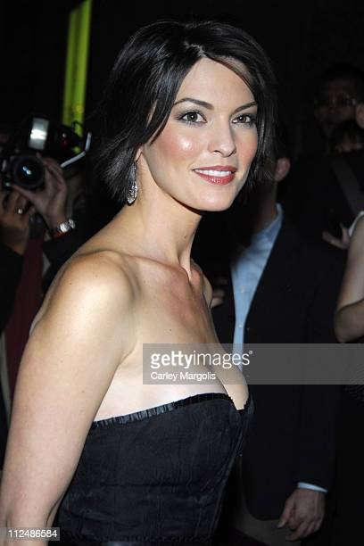 Alana De La Garza during 2006 New Yorkers For Children Gala at Cipriani in New York City New York United States