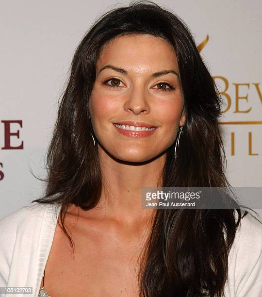 Alana De La Garza during The 5th Annual International Beverly Hills Film Festival Opening Night at Writers Guild Theater in Beverly Hills California...