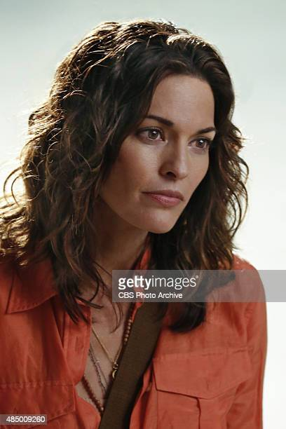 Alana de la Garza stars as Clara Seger in the CBS series CRIMINAL MINDS BEYOND BORDERS scheduled to air on the CBS Television Network