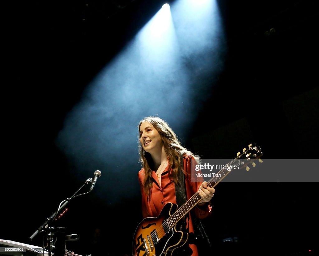 HAIM In Concert - Los Angeles, CA