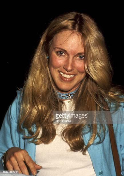 Alana Hamilton Stewart during Alana Hamilton Stewart at La Scala in Beverly Hills February 11 1977 at La Scala in Beverly Hills California United...