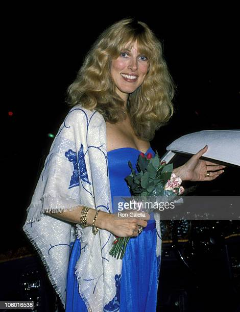 Alana Hamilton Stewart during Alana Hamilton Stewart at Le Dome in West Hollywood April 7 1979 at Le Dome in West Hollywood California United States