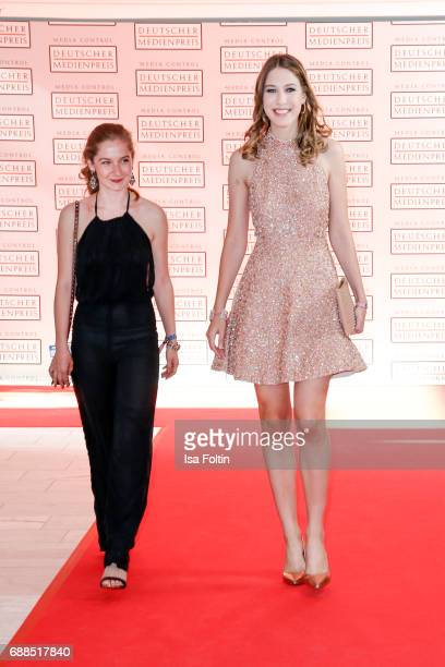 Alana Siegel and guest during the German Media Award 2016 at Kongresshaus on May 25 2017 in BadenBaden Germany The German Media Award has been...