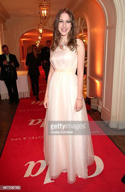 Alana Siegel during the Gala Spa Awards 2015 at Brenners ParkHotel Spa on March 21 2015 in BadenBaden Germany