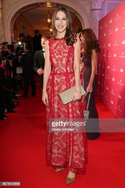 Alana Siegel during the Gala Spa Awards at Brenners ParkHotel Spa on March 25 2017 in BadenBaden Germany