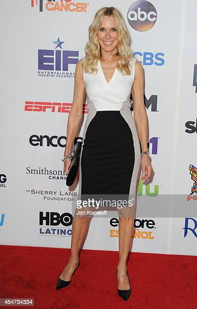 Alana Stewart arrives at Hollywood Unites For The 4th Biennial Stand Up To Cancer A Program Of The Entertainment Industry Foundation at Dolby Theatre...