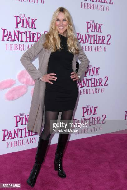 Alana Stewart attends COLUMBIA PICTURES and MGM Present the World Premiere of THE PINK PANTHER 2 at Ziegfeld Theatre on February 3 2009 in New York...