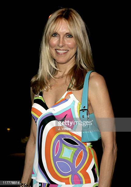 Alana Stewart during Cheryl Howard Crew Celebrates Her New Book 'In The Face of Jinn' at Private Residence in Pacific Palisades California United...