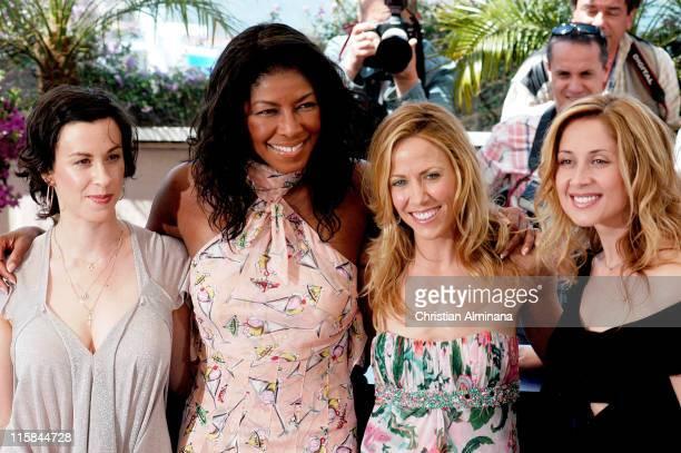 Alanis Morissette Natalie Cole Sheryl Crow and Lara Fabian