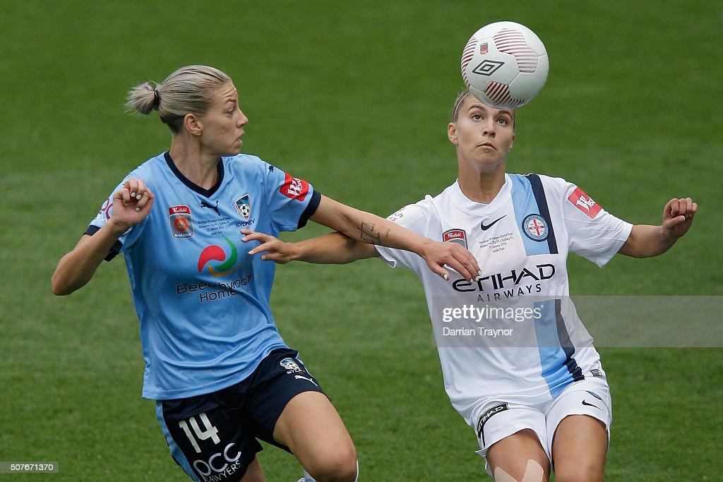 W-League Grand Final - Melbourne v Sydney
