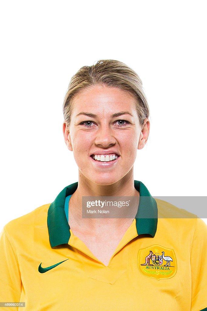 Australian Matildas Headshots Session