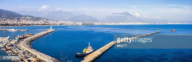 Alanya port