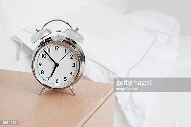 Réveil par lit