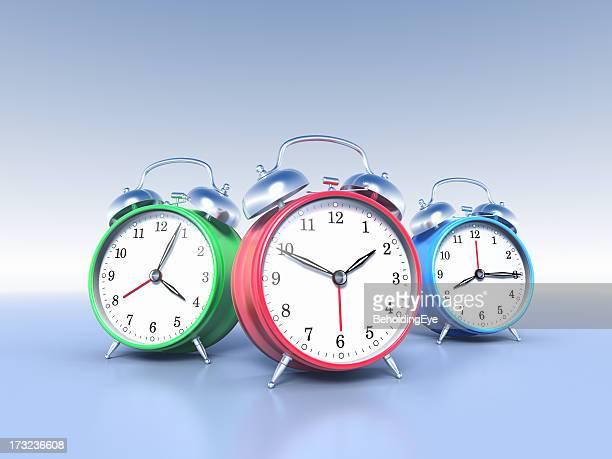 Alarm Clocks XL+