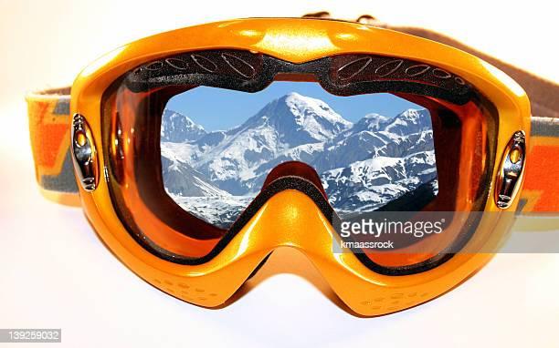 Alaska in my Goggles