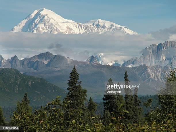 Alaska Mt Mckinley