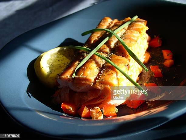 Alaskan Grilled Salmon (Part 6)