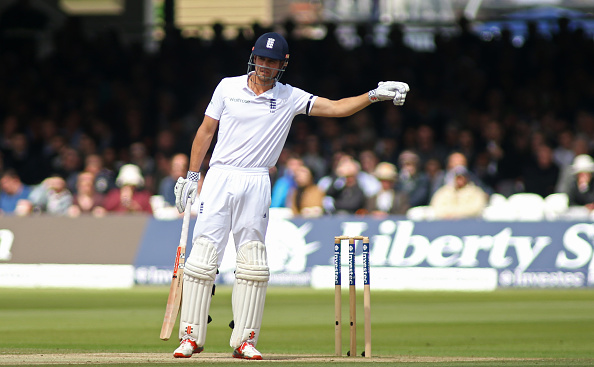 England v Sri Lanka: 3rd Investec Test - Day Four : News Photo