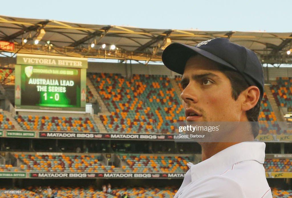 Flashback: 1st Test - Australia v England - Brisbane 2013