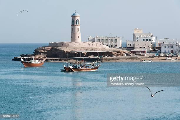 Al-Ayjah Lighthouse, Sur, Oman