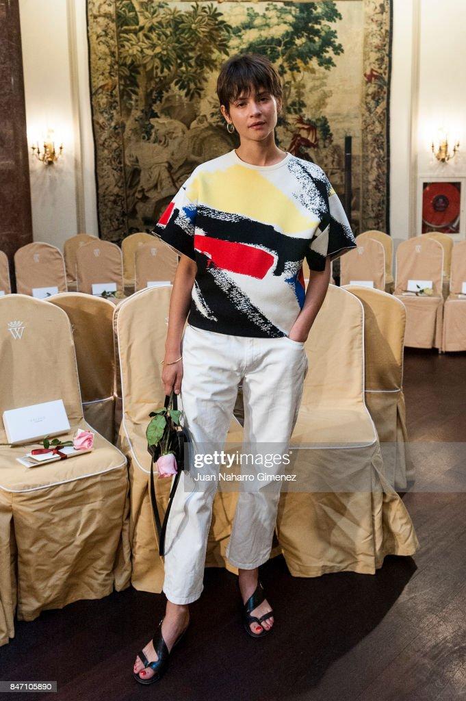 Palomo Spain - Front Row - Mercedes-Benz Fashion Week Madrid Spring/Summer 2018