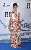 Alba Messa attends the premiere of 'El Nino' at Kinepolis Cinema on August 28 2014 in Madrid Spain