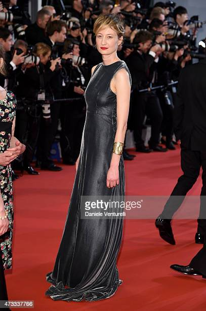 Alba Rohrwacher attends the 'Il Racconto Dei Racconti' Premiere during the 68th annual Cannes Film Festival on May 14 2015 in Cannes France