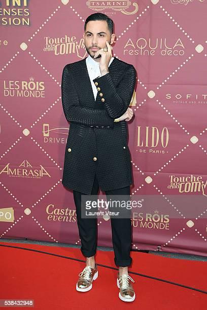 Alban Bartoli attends the 'Gold Prix De La TNT' Award Ceremony at Theatre Bobino on June 6 2016 in Paris France