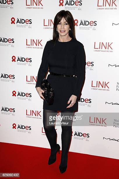 Albane Cleret attends 'Link Aides' Charity Dinner at Pavillon Cambon Capucines on December 12 2016 in Paris France