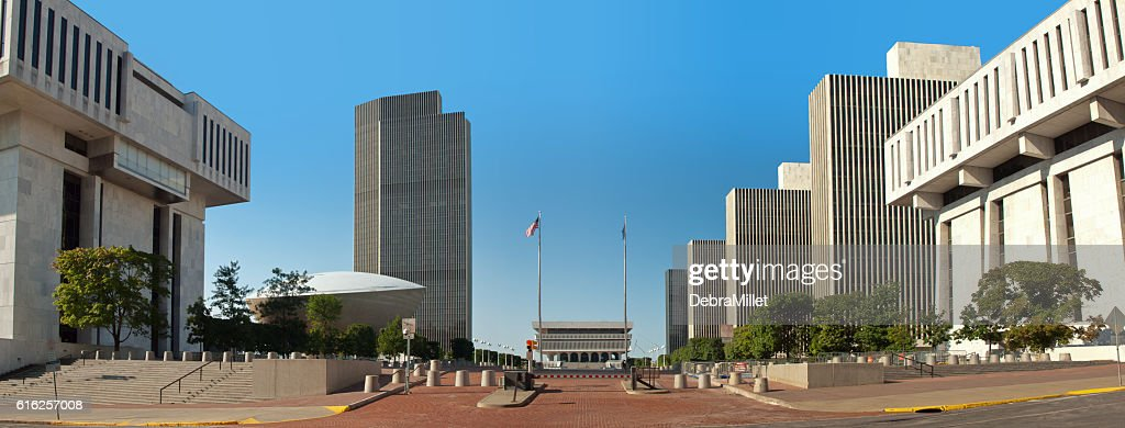 Albany panorama : Stock Photo