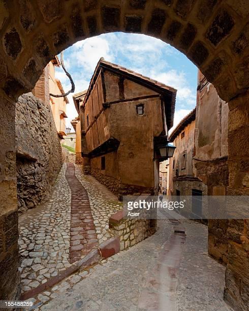 Albarracin medieval town