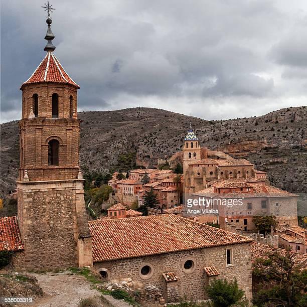 Albarracin, towers