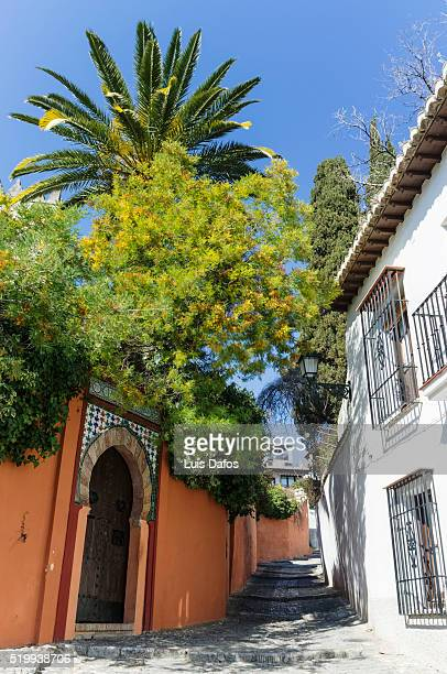 Albayzin district, Granada