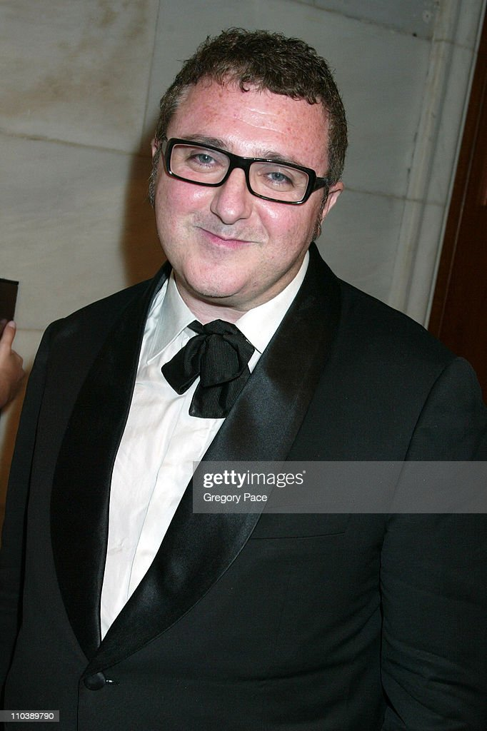 Alber Elbaz, artistic director of Lanvin and recipient Intenational Award