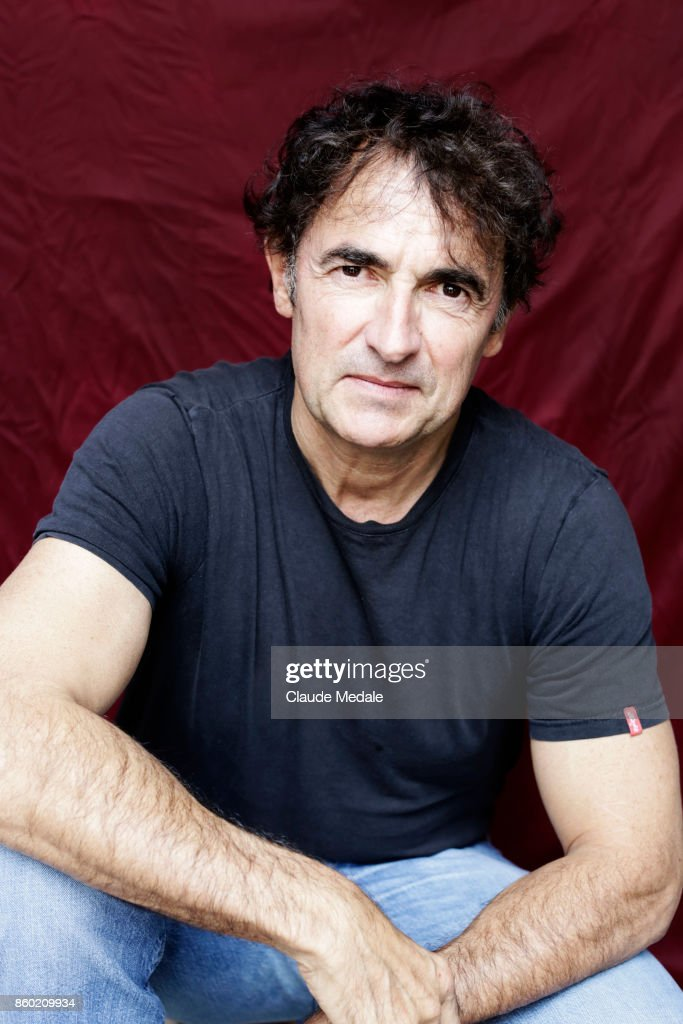 Albert Dupontel Portrait Session - 65th San Sebastian Film Festival