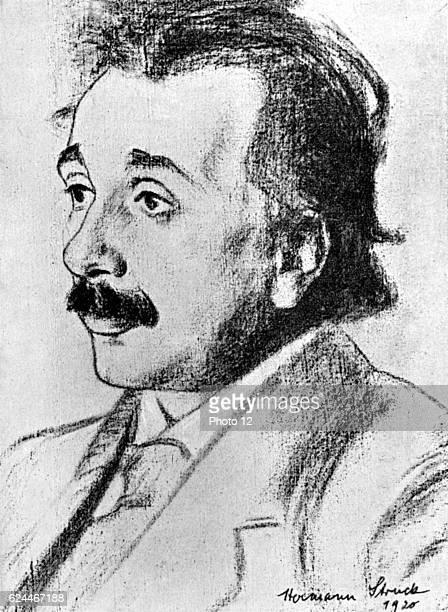 Albert Einstein GermanSwiss mathematician Relativity 1920