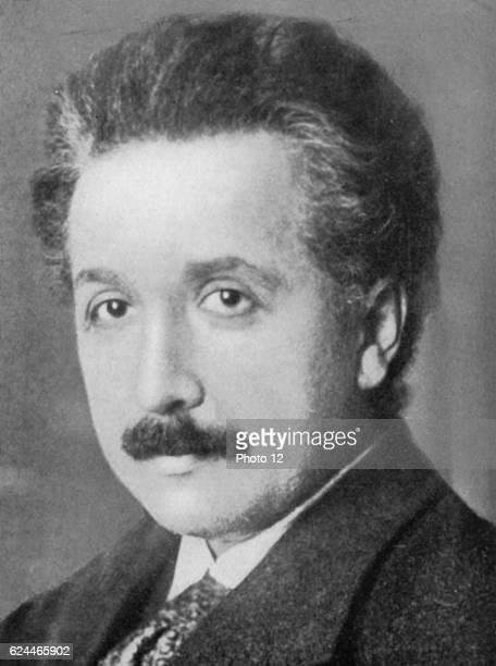 Albert Einstein GermanSwiss mathematician Relativity C1920
