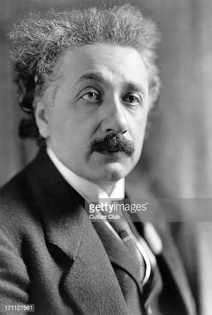 Albert Einstein portrait of the German theoretical physicist Noble prize winner 1921 14 March 1879 – 18 April 1955