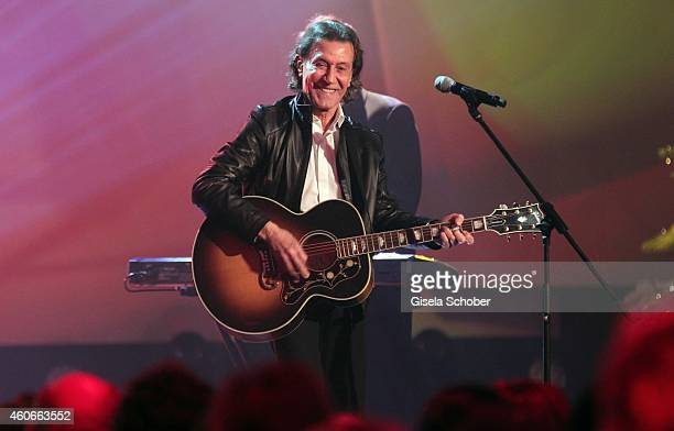 Albert Hammond during the 20th Annual Jose Carreras Gala on December 18 2014 in Rust Germany