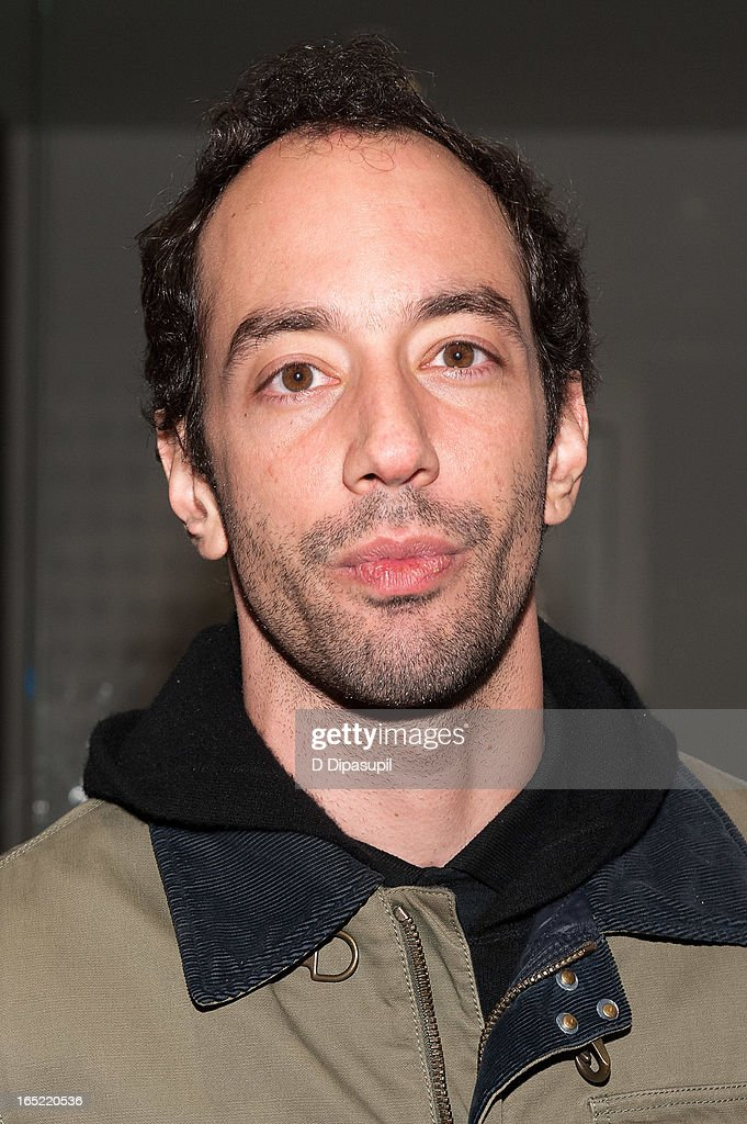 Albert Hammond, Jr. attends 'The Company You Keep' New York Premiere at The Museum of Modern Art on April 1, 2013 in New York City.